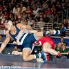 149 Kyle Dake (Cornell) def  Frank Molinaro (Penn State)_R3P4689