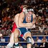 149 Kyle Dake (Cornell) def  Frank Molinaro (Penn State)_R3P4682