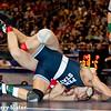 149 Kyle Dake (Cornell) def  Frank Molinaro (Penn State)_R3P4675
