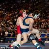 149 Kyle Dake (Cornell) def  Frank Molinaro (Penn State)_R3P4663