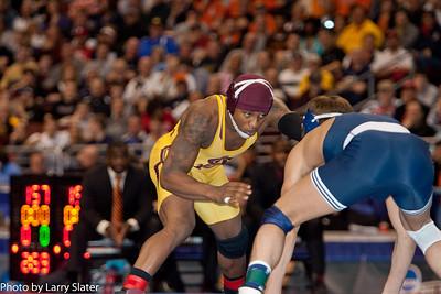 2011 NCAA 157 Champion, Bubba Jenkins
