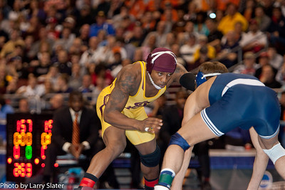 2011 NCAA 157 Champion, Bubba Jenkins