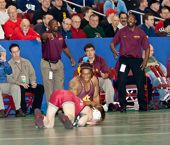ASU at 2011 NCAA Championships