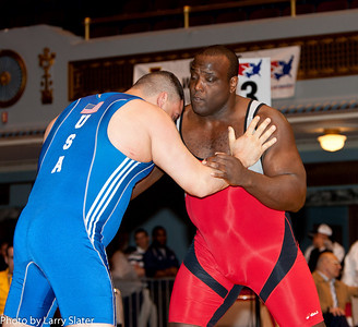 2011 US Open Greco Finals