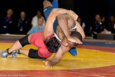 Greco Roman finals 60, 74, 96kg