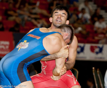 2011 World Team Trials, Oklahoma City, OK, June 9-11, 2011