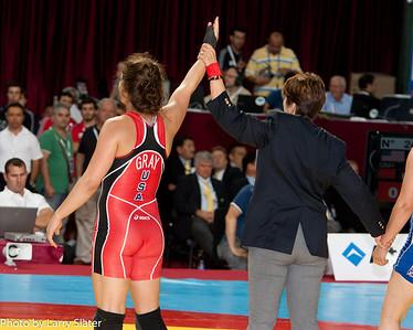 67kg Alisha Gray def  Turkey bronze_R3P4172
