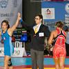 59kg Kelsey Campbell v  Poland_R3P3374