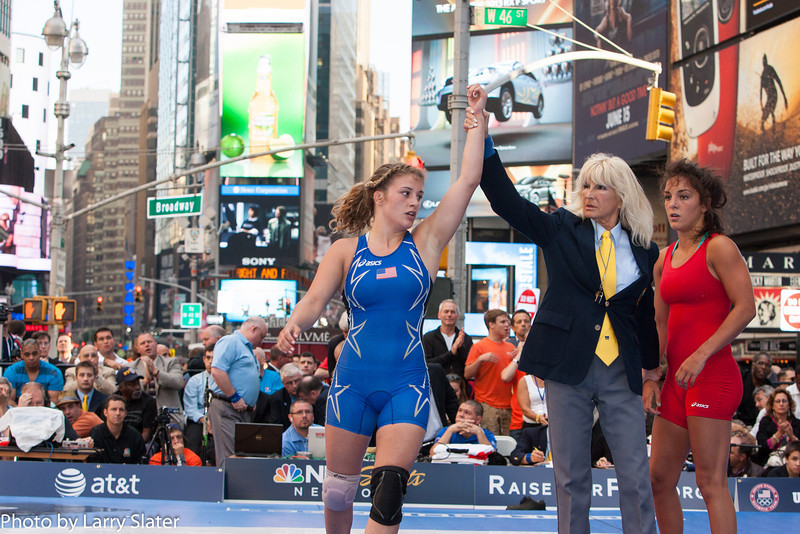Helen Maroulis def  Ashley Hudson_R3P5614
