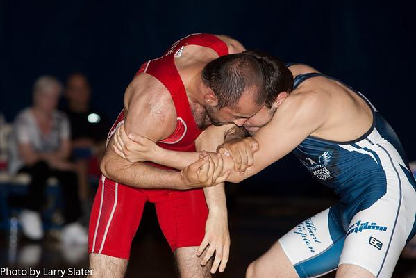60kg Dmitry Ryabchinsky v. Revaz Lashkhi