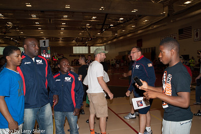 Illinois State High School Greco Championships