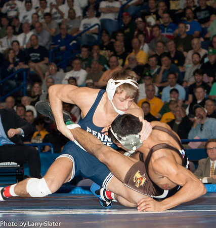 165 Champion David Taylor (Penn State) 2012 NCAA Wrestling Championships
