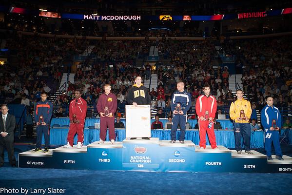 2012 NCAA Championships Teams and Awards
