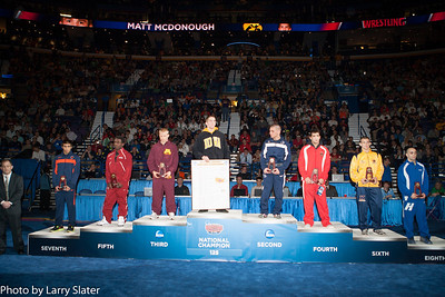 2012 NCAA Championships Teams and Awards