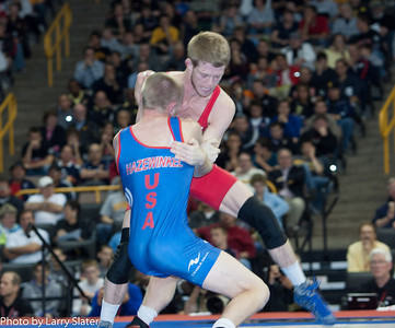 Freestyle Finals, 2012 Olympic Trials