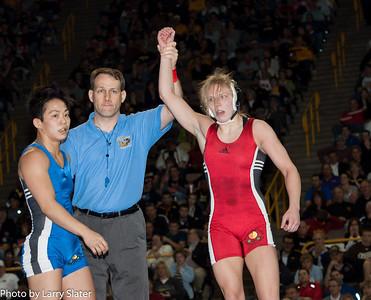 48kg Clarissa Chun def  Alyssa Lampe_R3P3640