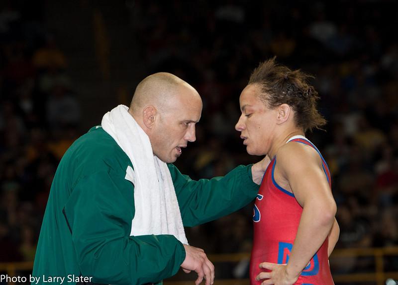 55kg Kelsey Campbell def  Helen Maroulis_R3P2902