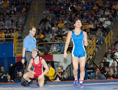 48kg Clarissa Chun def  Alyssa Lampe_R3P3605