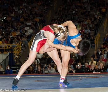 48kg Clarissa Chun def  Alyssa Lampe_R3P3629