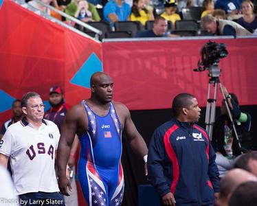 120kg Greco Roman Dremiel Byers