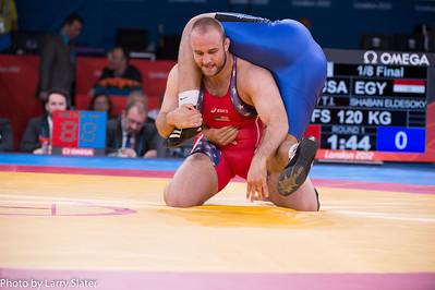 120kg Freestyle Tervel Dlagnev