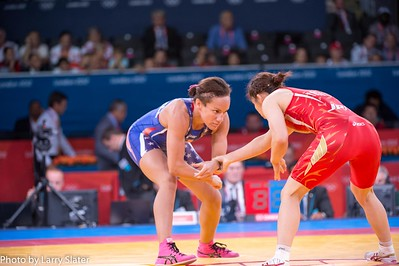 55kg Women's Freestyle Kelsey Campbell