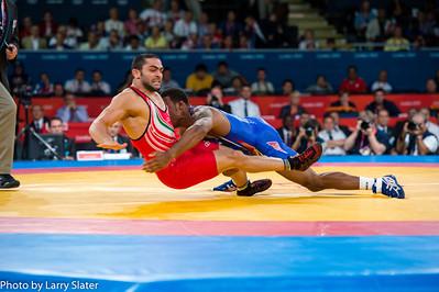 Gold Medal: Jordan Burroughs