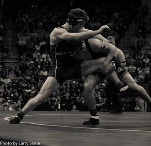 157 Derek St  John (Iowa) def  Jason Welch (Northwestern) _R3P2772