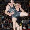 157 Derek St  John (Iowa) def  Jason Welch (Northwestern) _R3P2757