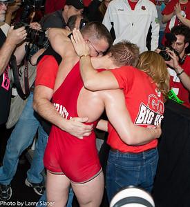 165 Kyle Dake (Cornell) def  David Taylor (Penn State) _R3P2880