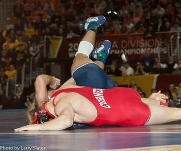 165 Kyle Dake (Cornell) def  David Taylor (Penn State) _R3P2836