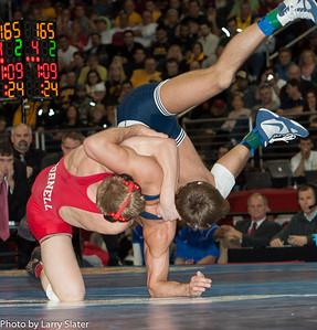 165 Kyle Dake (Cornell) def  David Taylor (Penn State) _R3P2849