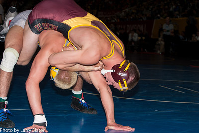2013 NCAA Wrestling Championships, Des Moines, IA, March 21-23, 2013