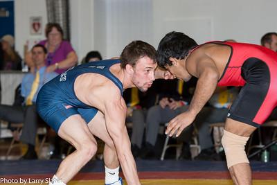 Third 55kg Steve Mytych v  India _R3P8903