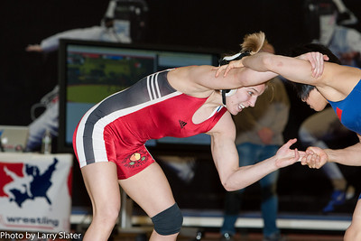Alyssa Lampe v  China _R3P9181