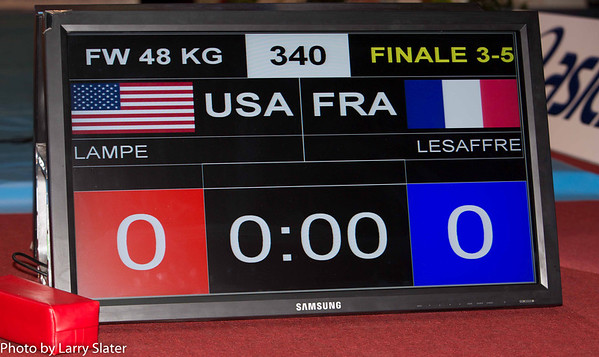 Alyssa Lampe, 48kg Women's Freestyle