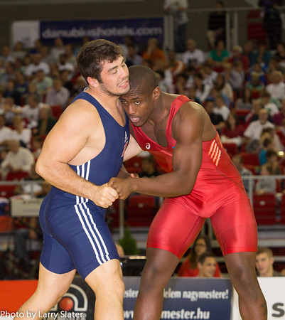 Caylor Williams, 96kg Greco Roman