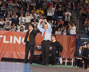 157 NCAA Champion, Alex Dieringer (Ok. State) def. Dylan Ness (Minn.)