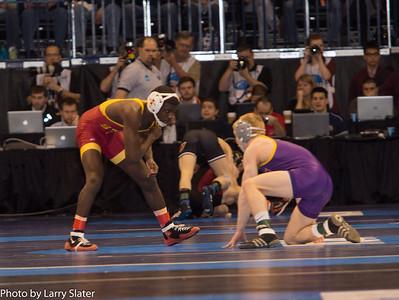 Quarterfinals, 2014 NCAA Wrestling Championships