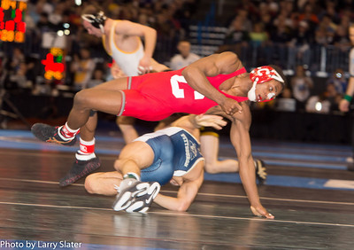 Round of 16, 2014 NCAA Wrestling Championships