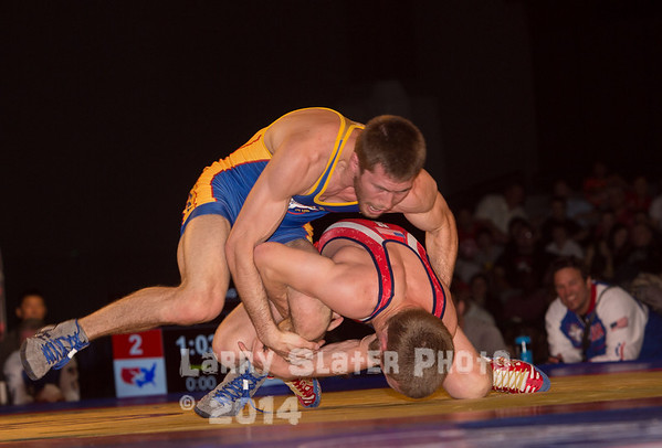 Freestyle Finals, 2014 USA National Championships