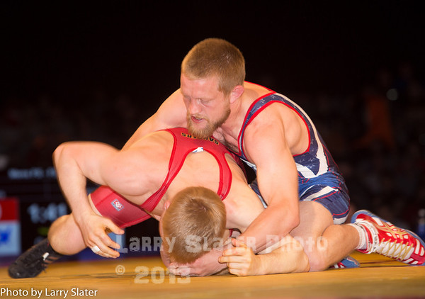 Men's Freestyle Semis, 2014 Senior Nationals
