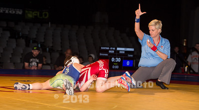 Kids Finals, 2014 National Wrestling Championships