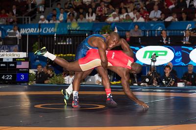 98 kg Greco Caylor Williams