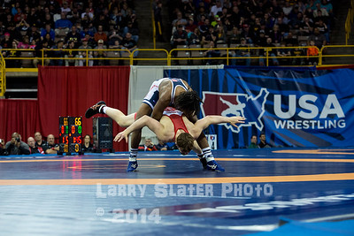 Day 1 Finals: Greco