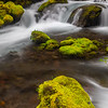 Waterfall Quilcene River
