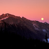 Moon over Mount Carrie