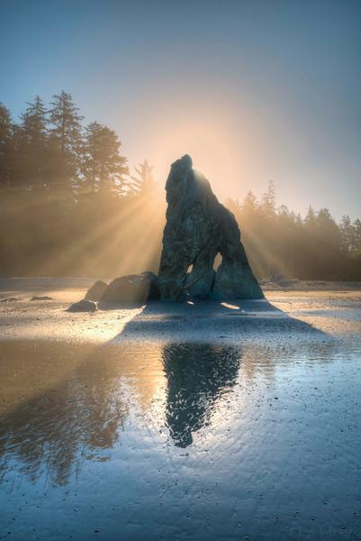Golden Light Rock