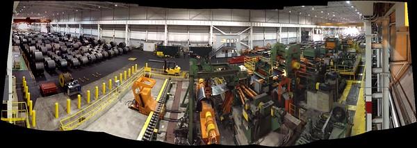 Gary operations panorama