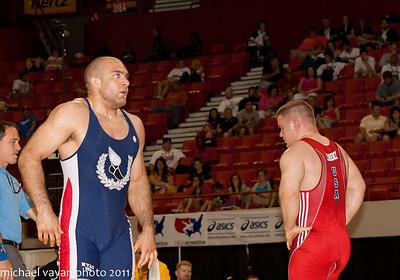 Greco Roman Finals
